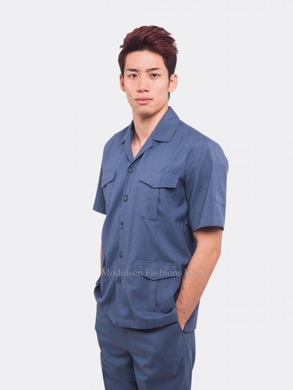 Factory Industrial Operator Technician Security Shirt