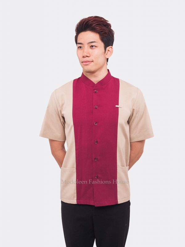 Hotel Services Country Club House Keeping Room Attendant Shirt