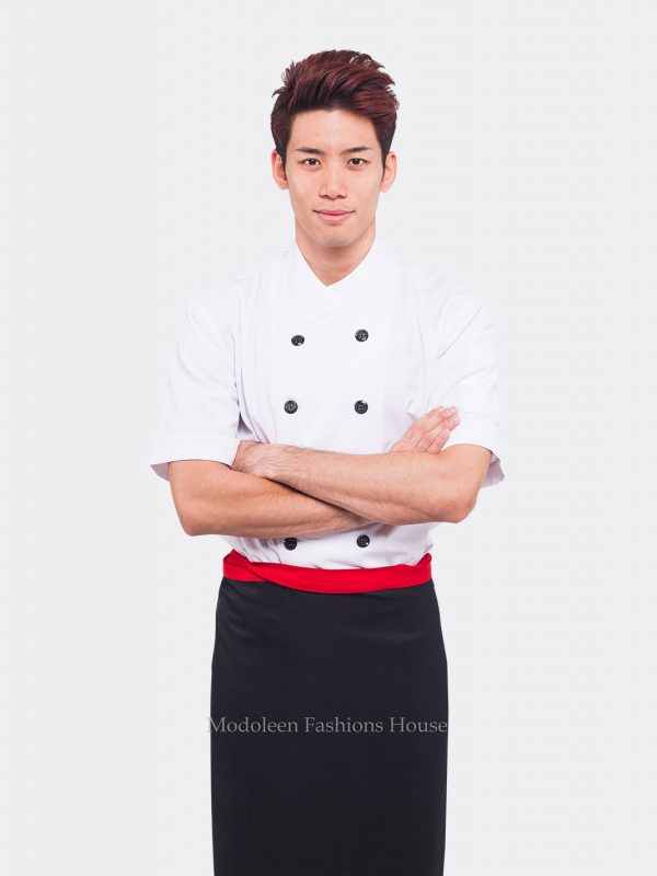 Kitchen Chef Cook Coat Uniform