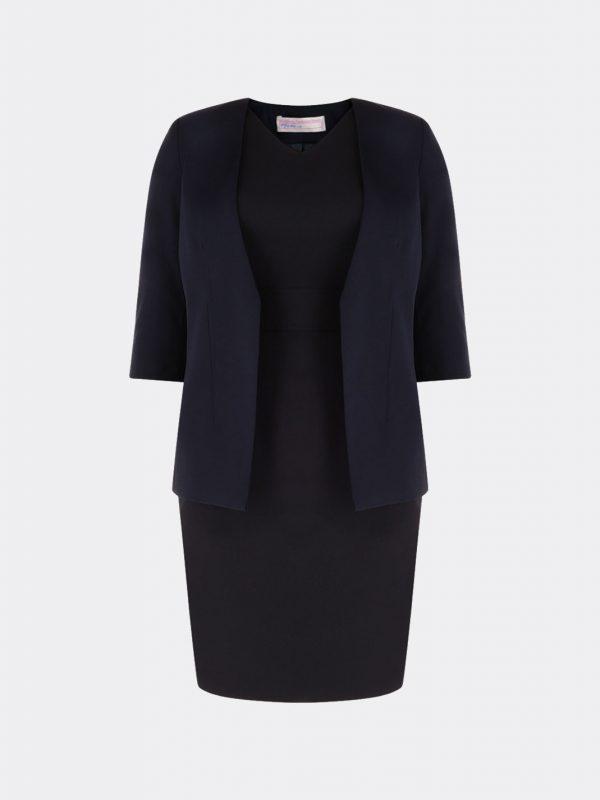 Uniform for luxury boutique tag heurer uniforms ladies jacket and dress retail uniforms