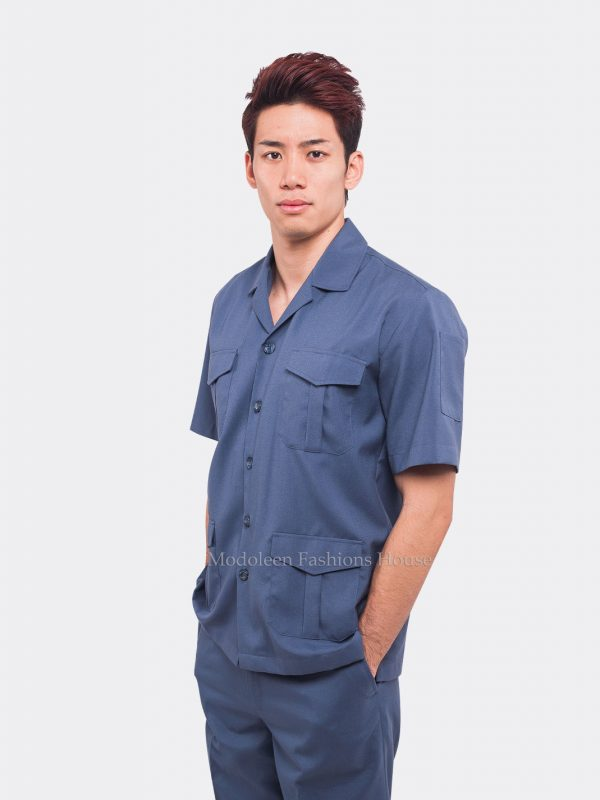 Factory Industrial Operator Technician Security Shirt uniform
