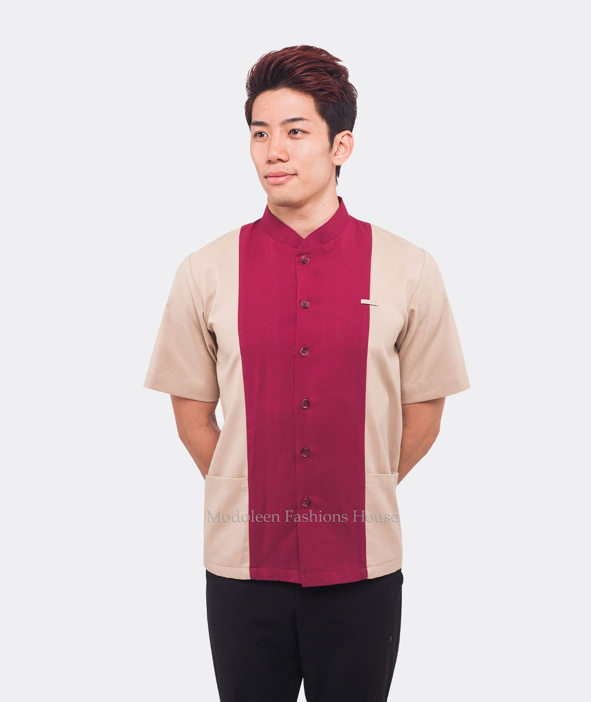 Hotel Services Country Club House Keeping Room Attendant Shirt Uniform