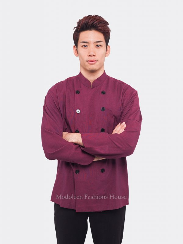 Kitchen Chef Cook Uniform coat