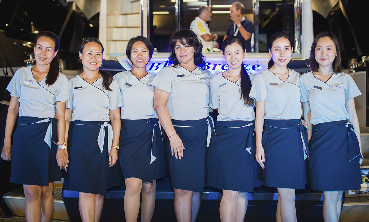 Simpson Marine Singapore Event Uniform By Modoleen