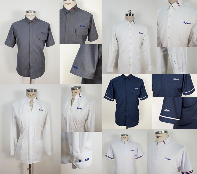 Surbana Jurong uniform collection by Modoleen