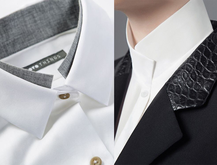 modern shirt detail business shirt supplier singapore high fashion shirts