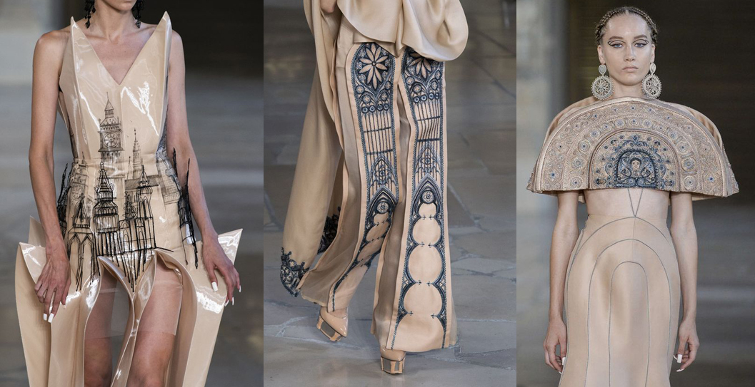 fashion cathedral inspiration fashion references runway fashion images